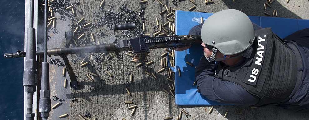M240 machine gun sustainment course