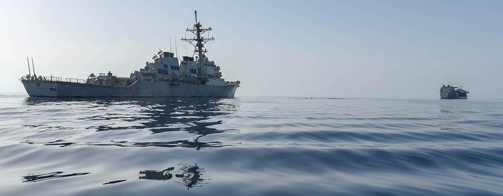 U.S. Fifth Fleet area of operations