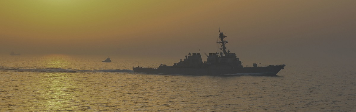 USS Stout Breaks Record As It Completes 7 Month Deployment in U.S. 5th Fleet